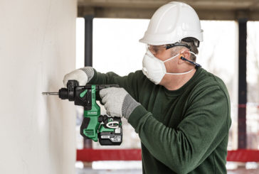 Feel the force! HiKOKI launches the ultra-compact DH18DPA 18V SDS-Plus Rotary Hammer Drill