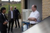 Rishi Sunak visits leading renewables training provider GTEC