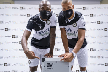 Football club embraces Vortice air purifier for changing rooms and press room