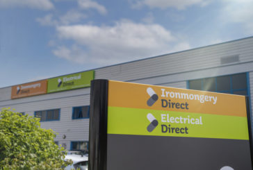 Ironmongery Direct and ElectricalDirect continue to expand delivery options