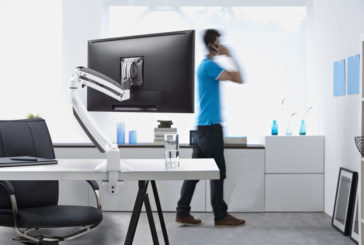 New monitor arms to support move towards flexible workspaces brought to market by Legrand