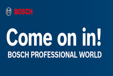 Bosch Professional World launch offers chance to get up close and personal