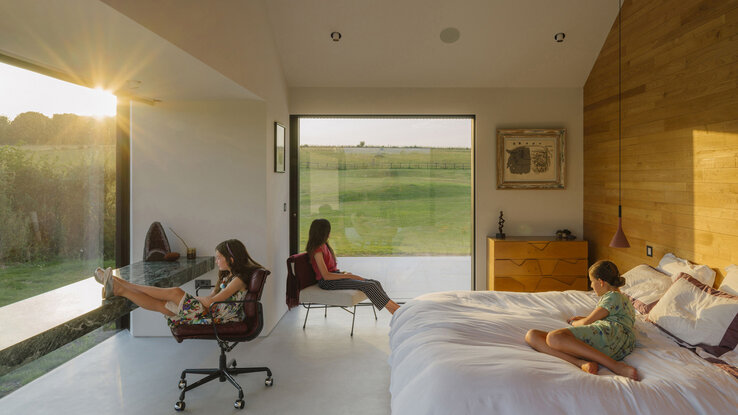 Countryside Cottage redefined with Gira solutions