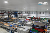 Ovia lights up new 4,500 square metre fruit packing and distribution facility