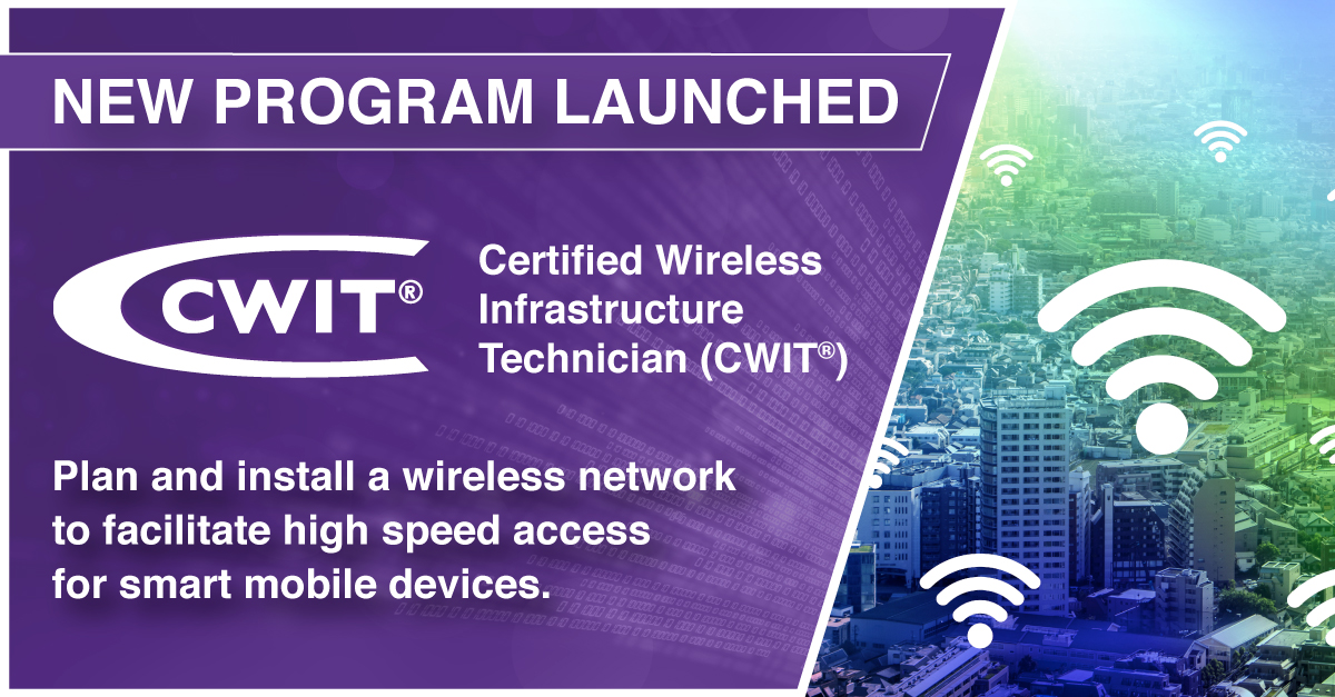 Global technology education leader CNet launches new wireless infrastructure program