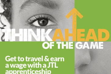 JTL encourages school leavers to 'Think Ahead' and get a trade