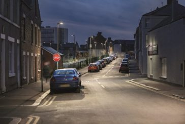 Thorn Lighting Isaro Pro luminaires provide the perfect solution for the Safer Streets Fund Initiative