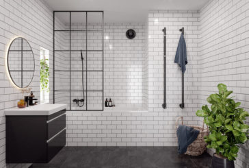 Vent-Axia's stylish and versatile Svara now available in on-trend black