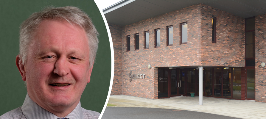 Experienced electrical professional Bob Cairney steps up as Director of Technical Services at SELECT