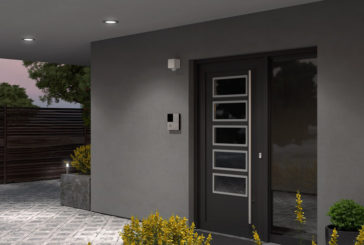 Outdoor living with the new Gira Motion Detector Cube