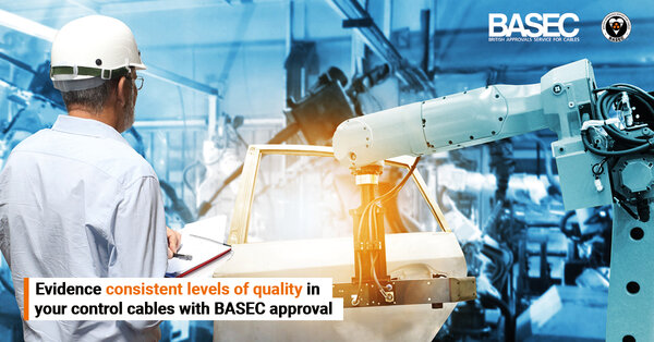 Ten top reasons to use approved control cables   BASEC