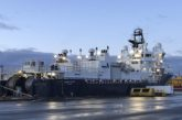 Glamox supplies energy-efficient, maintenance-free LED floodlights for well stimulation vessel