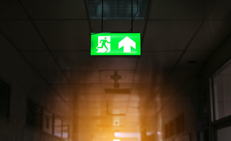 Emergency lighting: why battery will get you everywhere   NVC Lighting