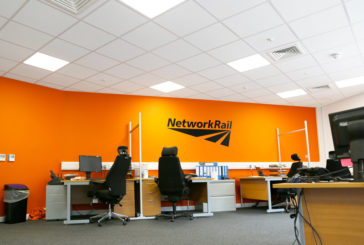 Network Rail timetables cost and time savings with NVC luminaires