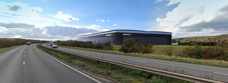 WernerCo announces £10 million investment, including new UK distribution centre