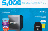 Help Scolmore reach 5000 and win great prizes
